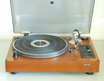 Rotel RP3000 Direct Drive Turntable
