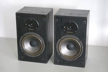 Acoustic Research AR-102 Bookshelf Speakers