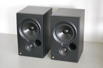 KEF Coda 7 Bookshelf Speakers