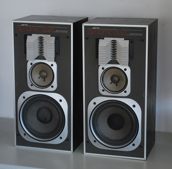 Jamo Dynamic d3e Compact Speakers