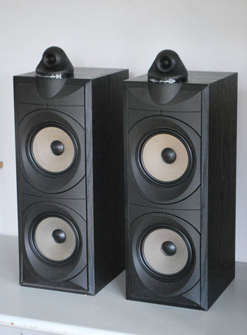 Wharfedale Modus 5 Compact Speakers