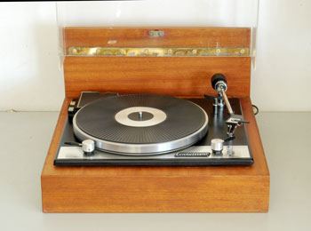 Connoisseur BD2 Vintage Audiophile Turntable