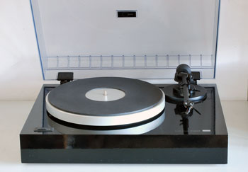 Sansui SR-222 MK4 Audiophile Turntable