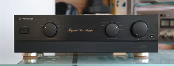 Pioneer A-400X Audiophile Amplifier