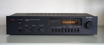 Rotel RA-860 Audiophile Amplifier