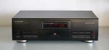Pioneer PD-S904 Audiophile CD Player