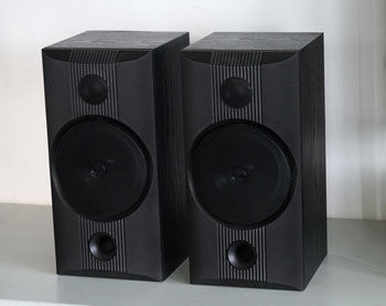 Bowers and Wilkins 2003 Bookshelf Speakers