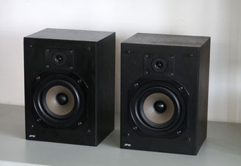 JPW Sonata Bookshelf Speakers