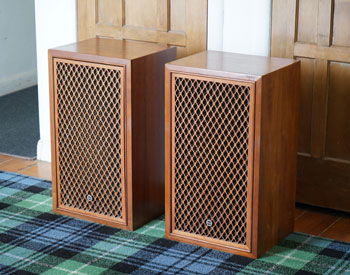 Sansui SP-100 Vintage Audiophile Speakers