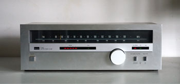 Sansui T60 Analogue Tuner