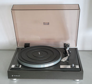 Trio KD-1033 Belt Drive Turntable