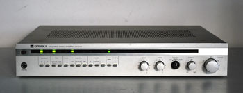 Sharp Optonica Stereo Amplifier