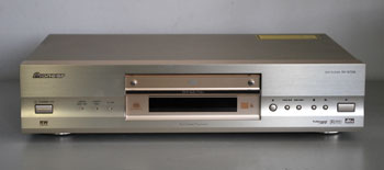 Pioneer DV-733A Multi Format Player