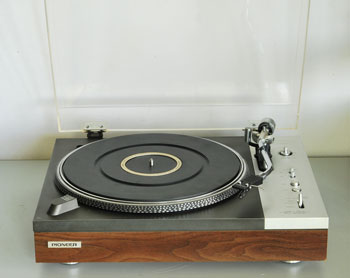 Pioneer PL-510A Direct Drive Turntable