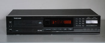Tascam CD-401 Professional CD Player