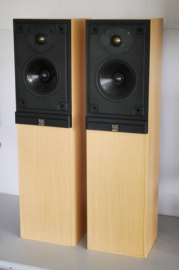 Mordaunt Short MS-95 Floorstanders