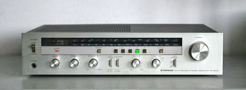 Pioneer SX-600L Stereo Receiver