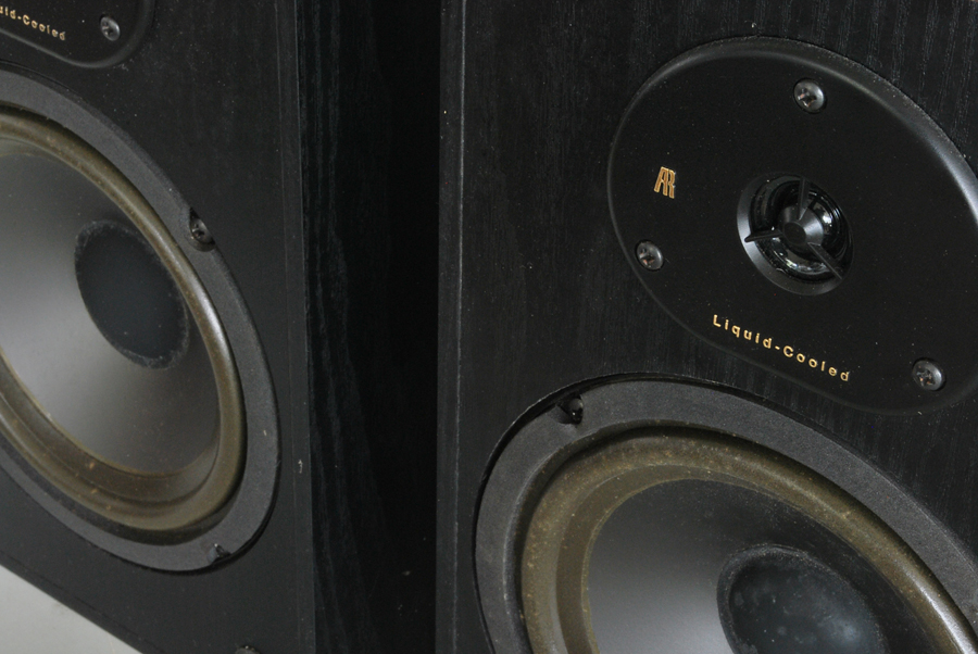 Acoustic Research AR 102 Bookshelf Speakers Picture 2