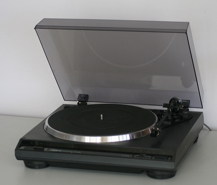 onkyo turntable. onkyo cp-1007a turntable picture 1