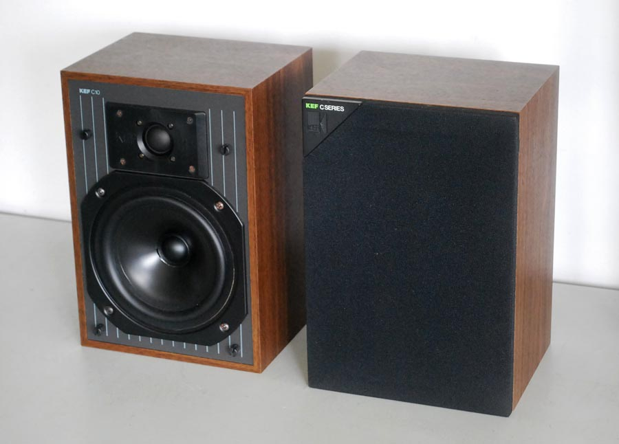and test bookshelf speakers review kef